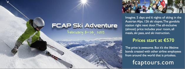 Ski Adventure 2015 Ad