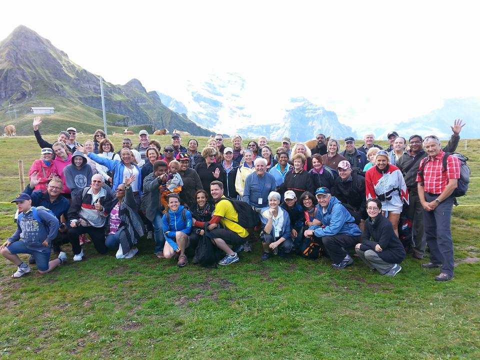 CV15 - Group Photo Outdoors