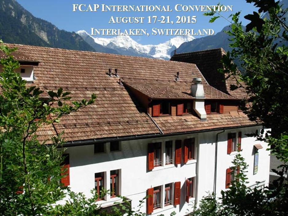 Conference credo 2015