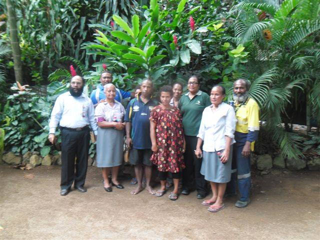 PNG Group at Home