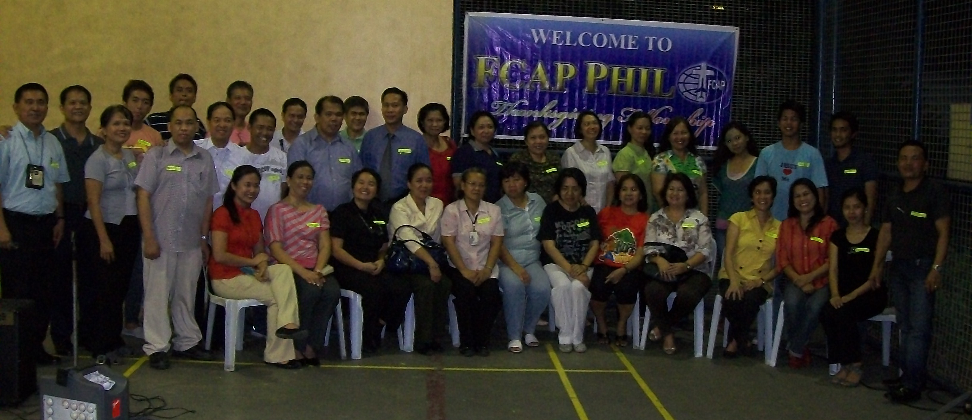 Philippines Group Photo