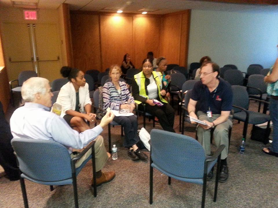 WMT NYC 9-15 - Breakout Group