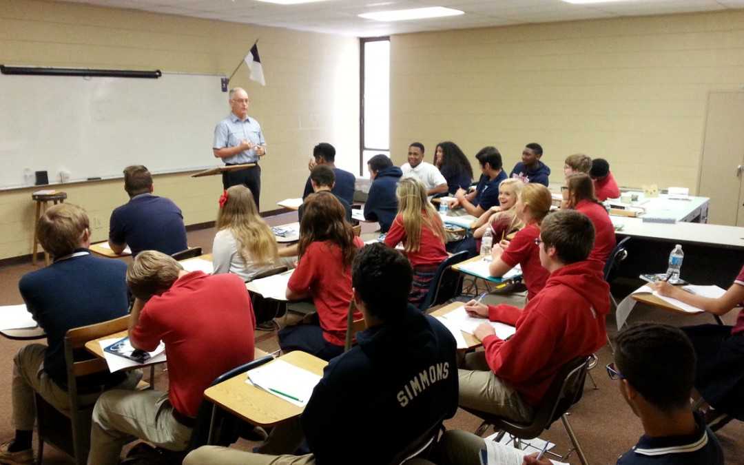 Workplace Ministry Training Goes to the Classroom!