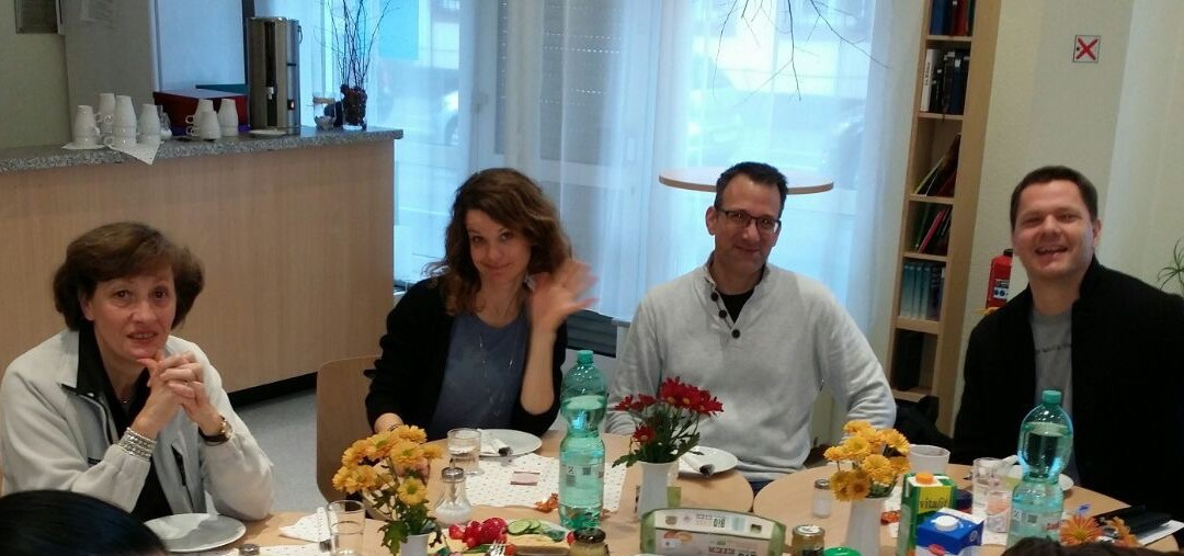 FCAP-Frankfurt Embarks on New Year of Ministry