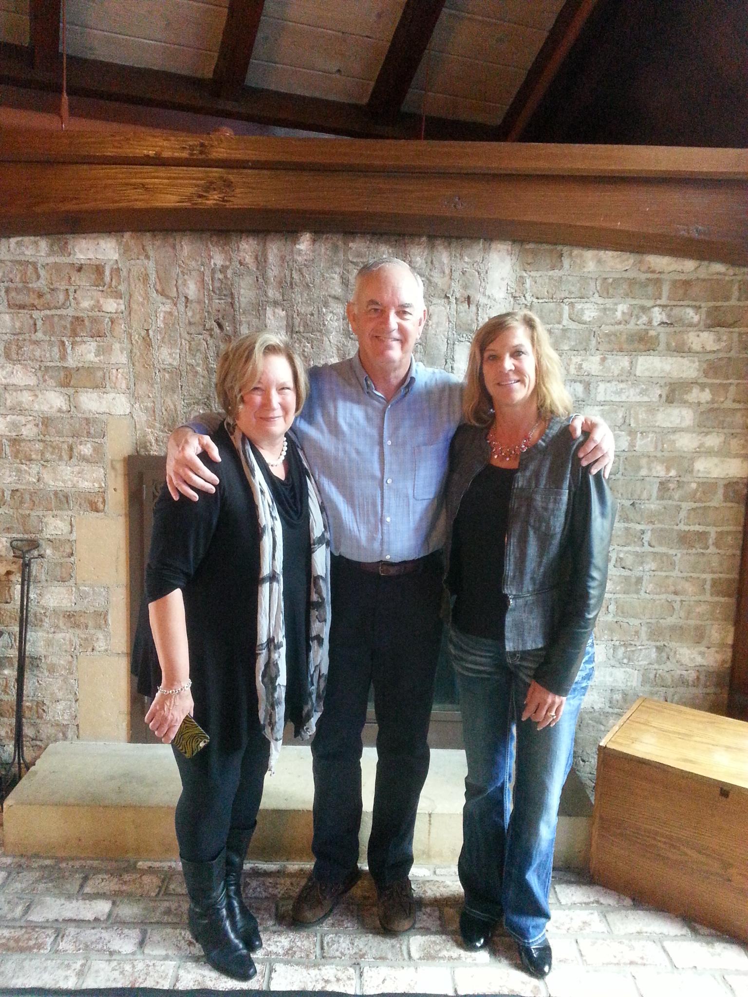 Debra, Paul, LeeAnn