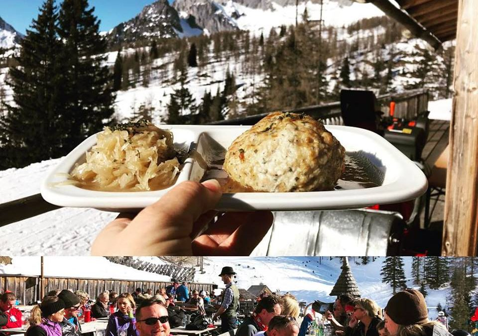 Fellowship and Relaxation at the Ski Adventure…