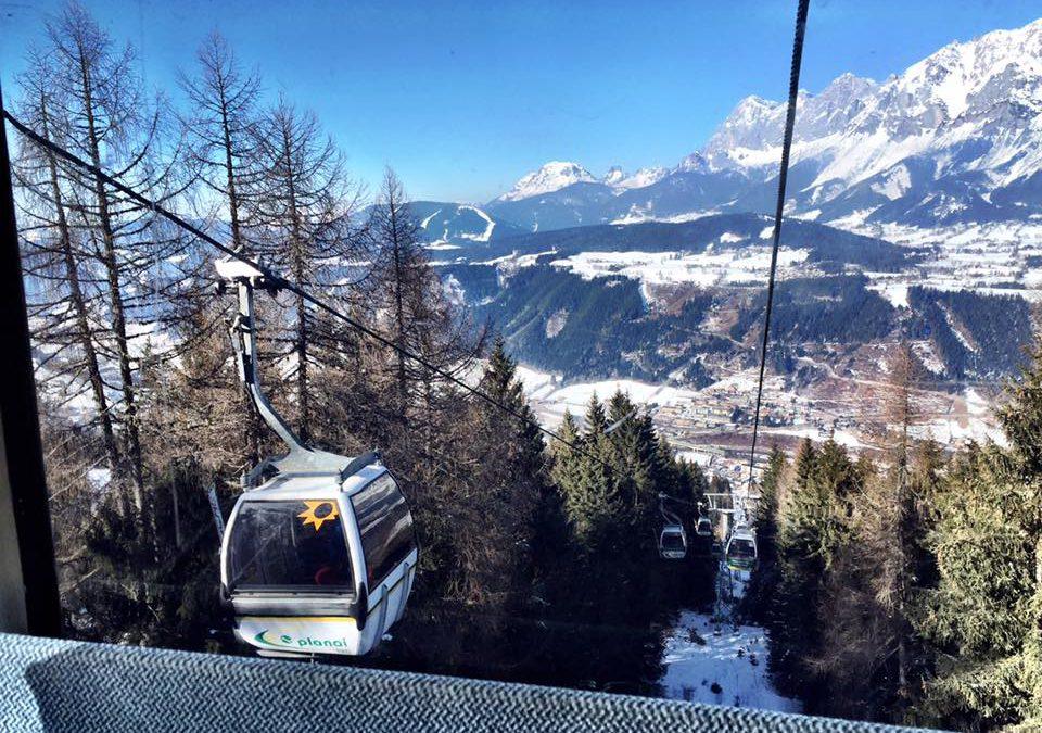 Guten Morgan from Atop the Austrian Alps!