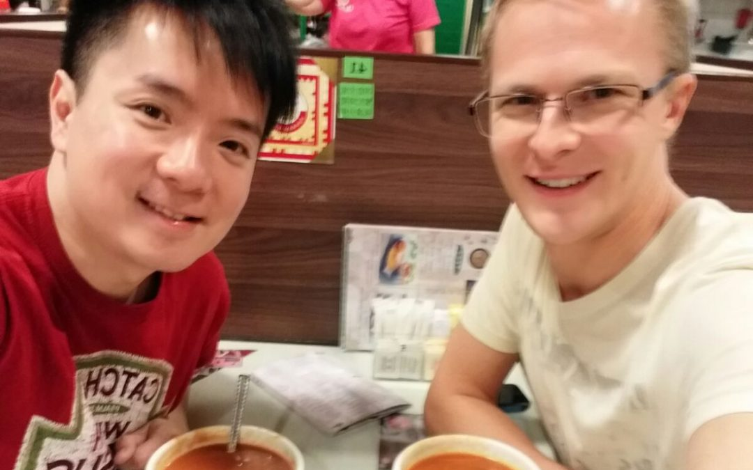 Hong Kong / Australian Connection