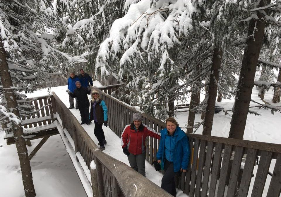 The Ski Week Has Begun…