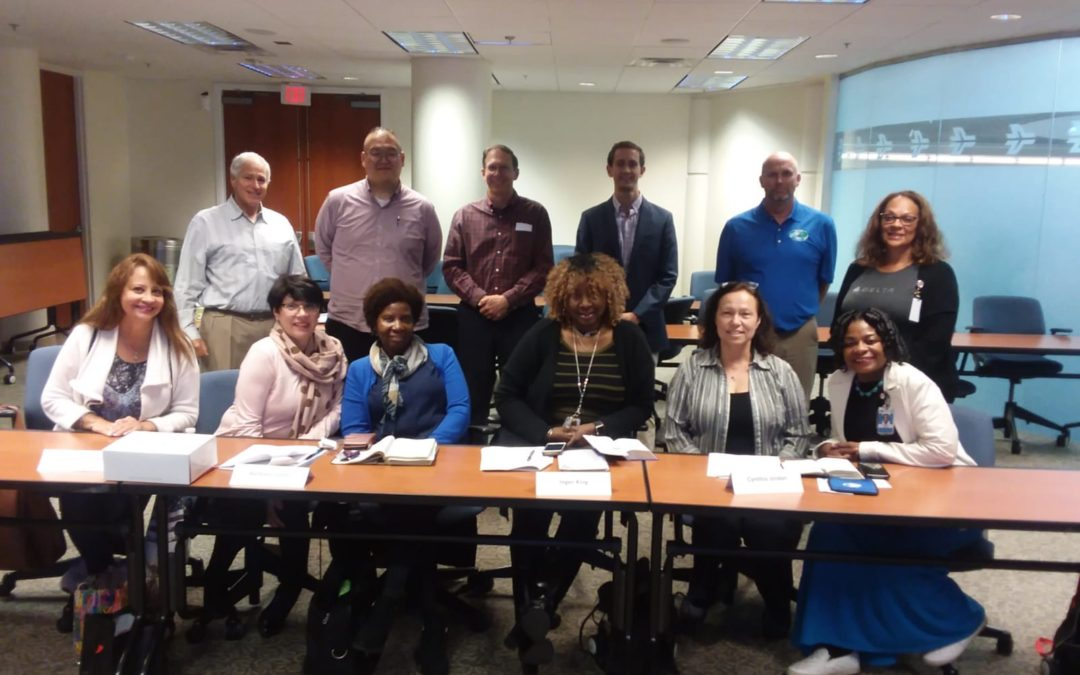 """Engaging at the Workplace"" Training Held in ATL"