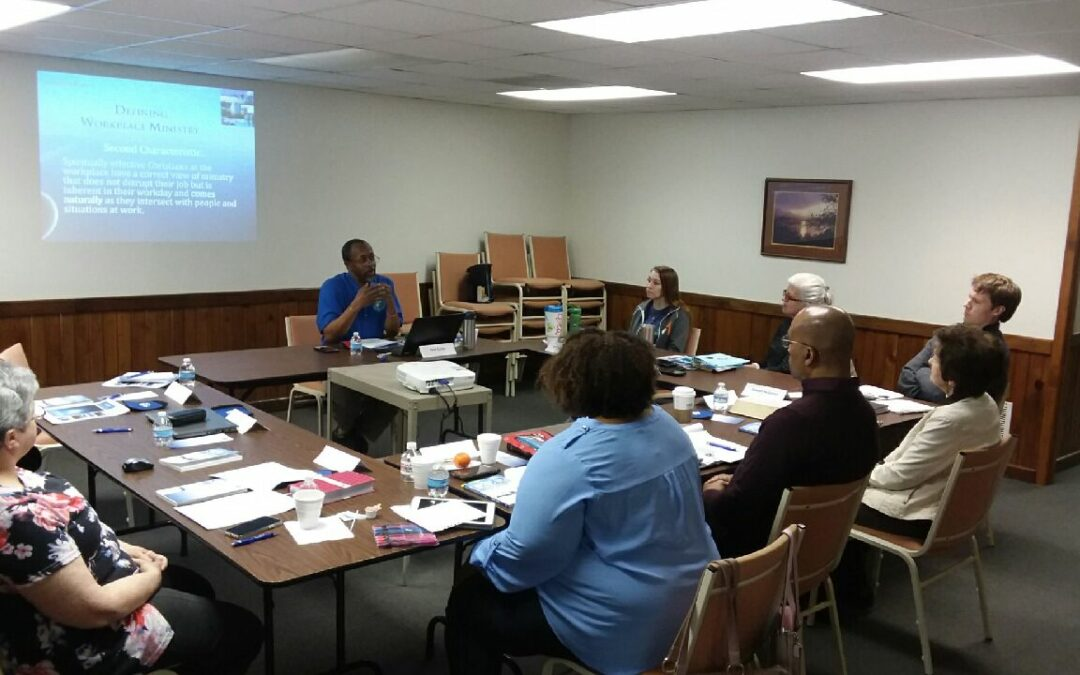 Workplace Training in ATL