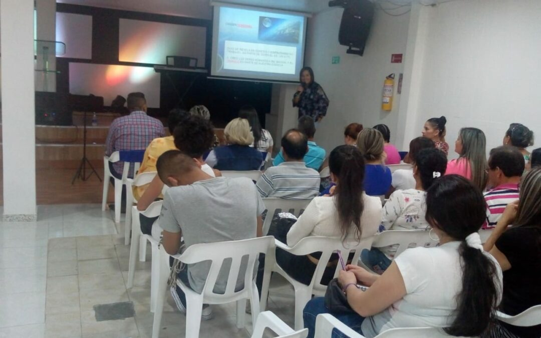 Another Seminar in South America
