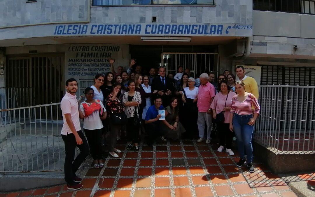 Workplace Seminar in Medellin, Colombia