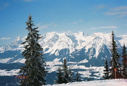 God's Majestic Creation in the Austrian Alps