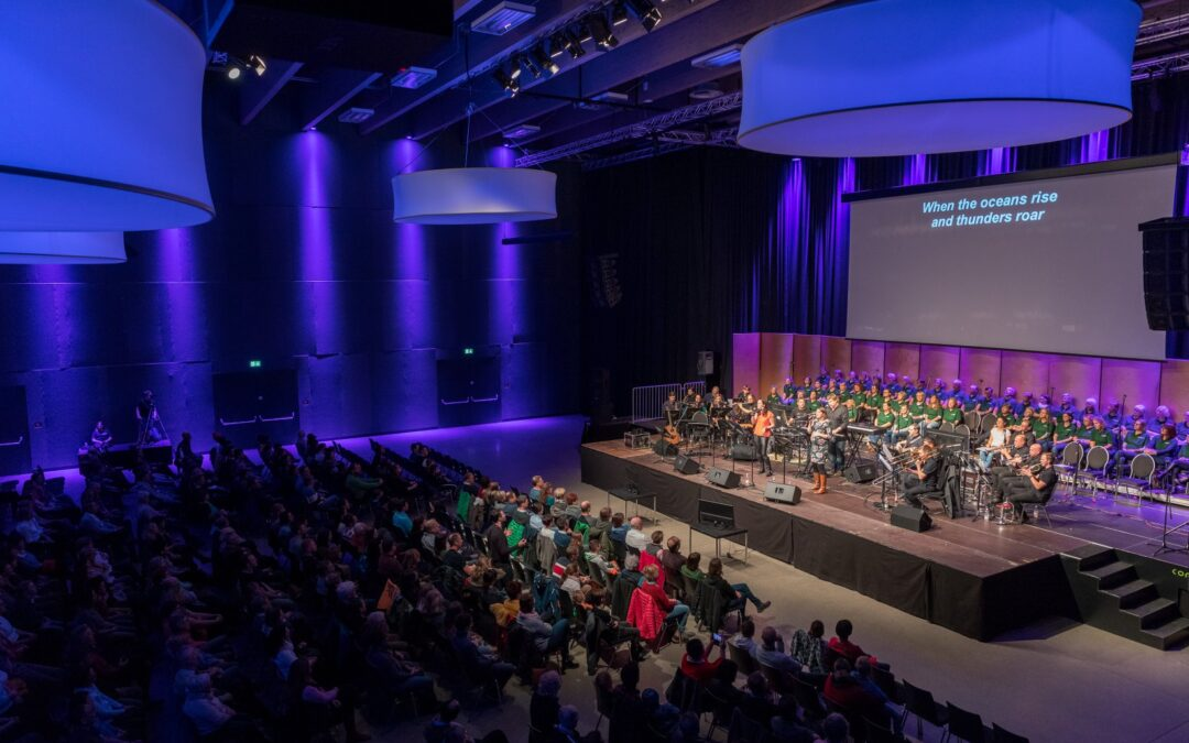 Highlights from Praise Night in Schladming