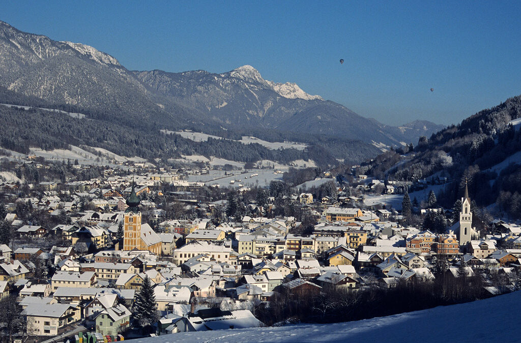 God Is At Work in Schladming!